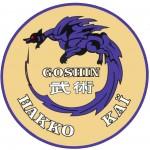 Ecusson école Goshin Hakko Kai
