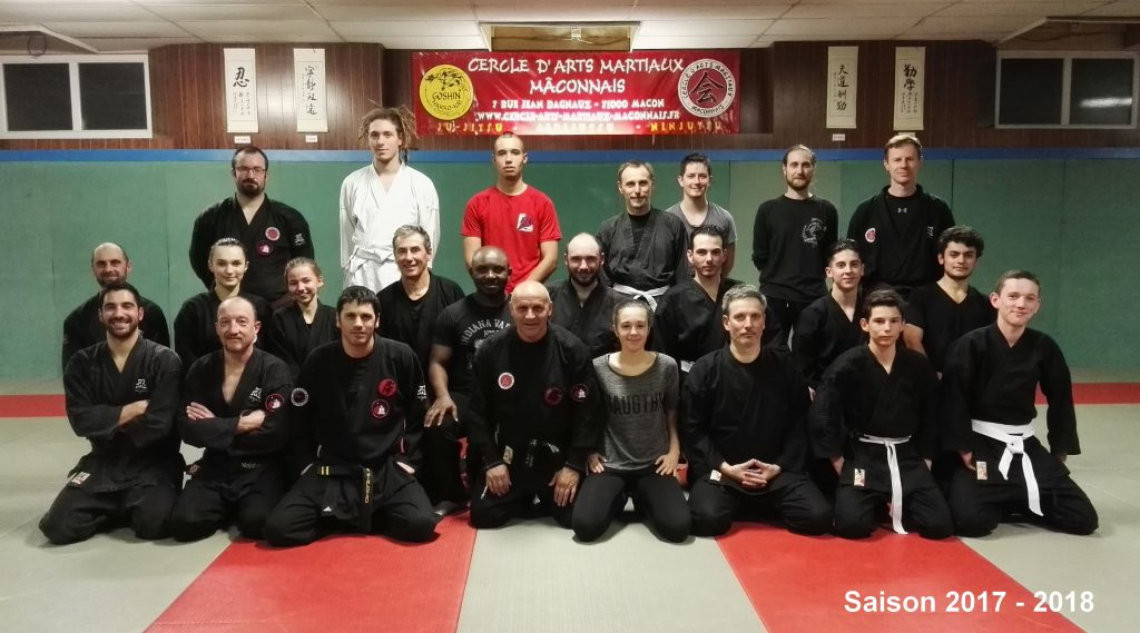 Photo Section Ninjutsu saison 2017/18
