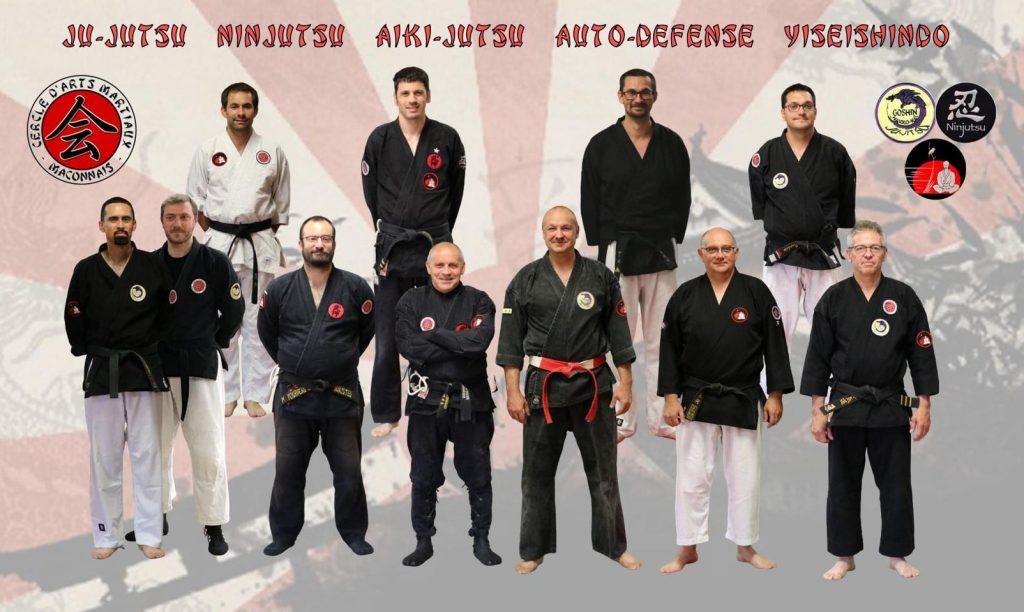 Instructeurs du Club